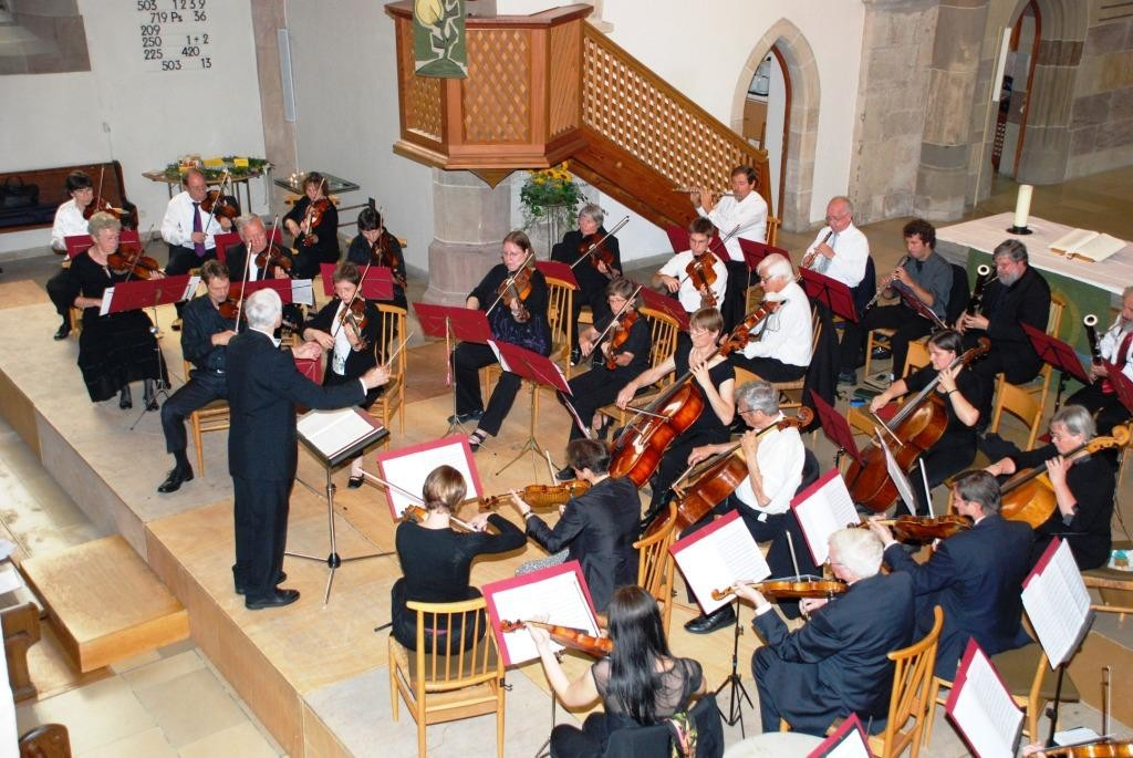 Konzert in der Stadtkirche Bad Cannstatt
