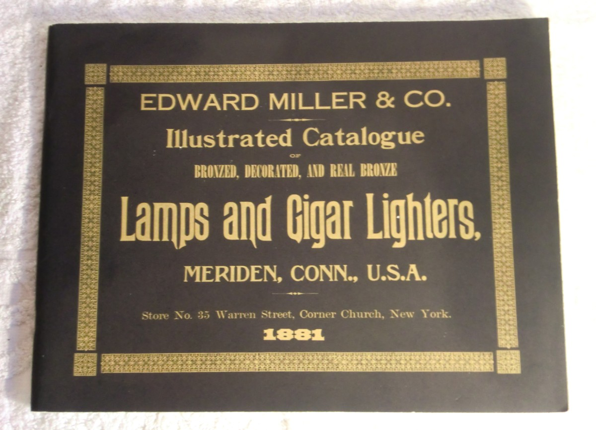 Edward Miller & Co. Illustrated Catalogue