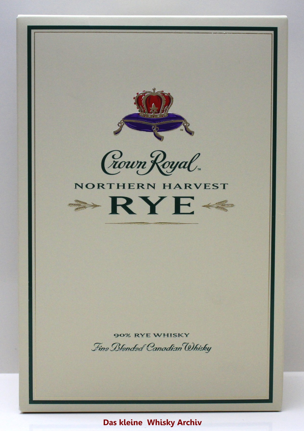 Crown Royal Norhtern Harvest Rye 45%vol. 1 Liter