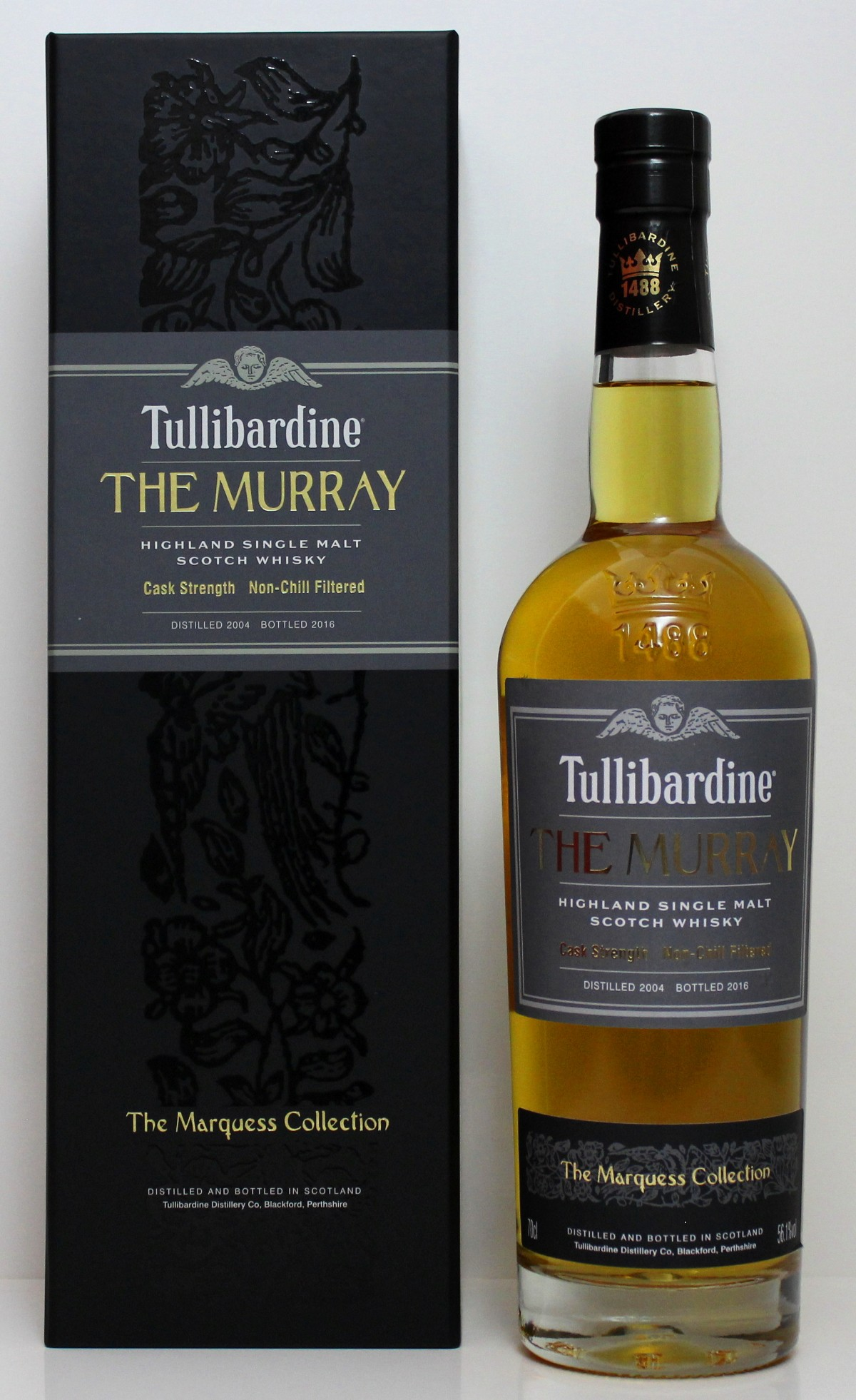 "Tullibardine ""The Murray"" 56,1%vol. 0,700 Liter"