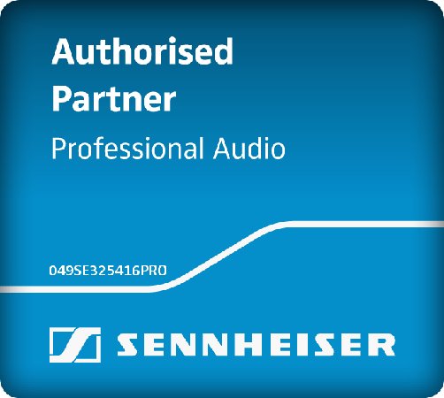 Sennheiser authorised Partner Nr.