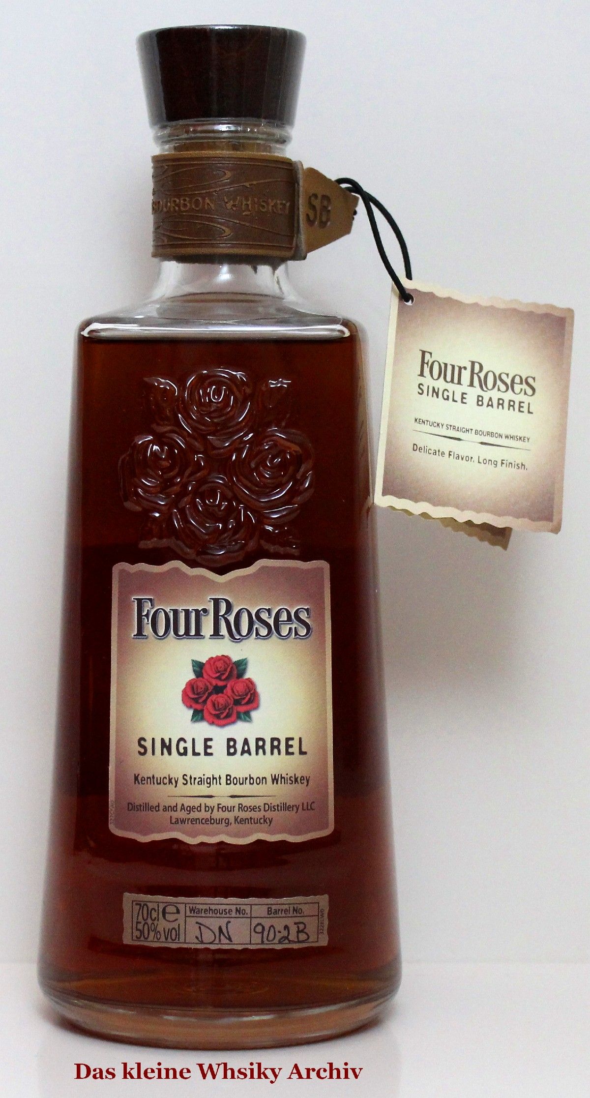Four Roses Single Barrel 50%Vol. 0,700Liter