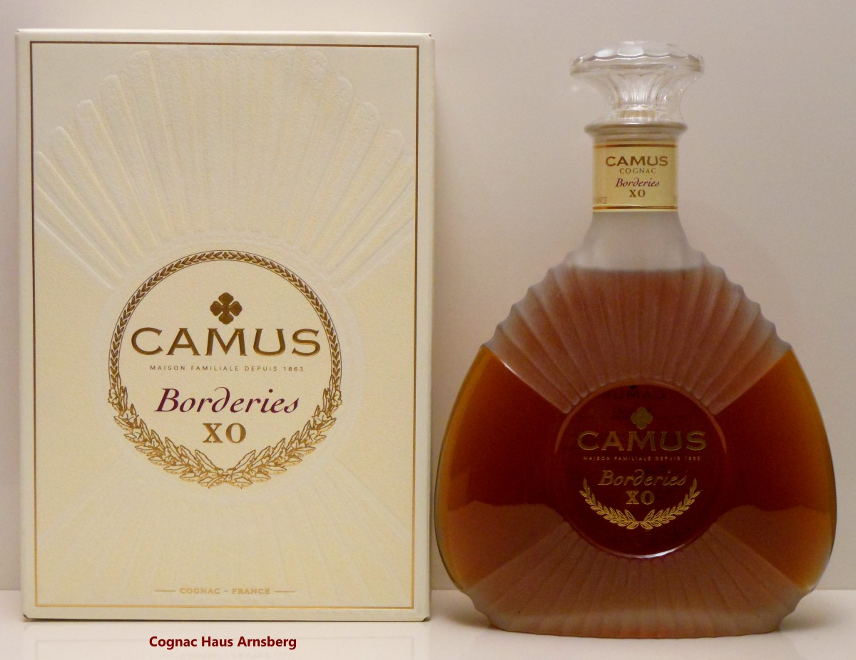 Camus XO Borderies 40%vol. 0,700 Liter