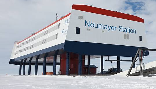 Neumayer Station Südpol