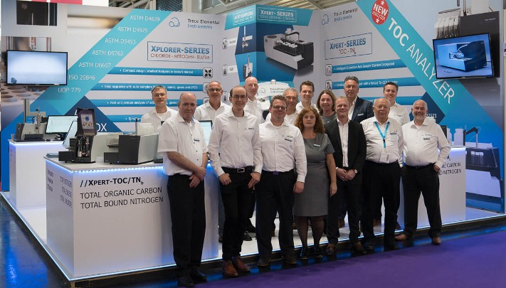 Team TE Instruments Analytica 2018